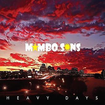 Mambo Sons - Heavy Days [CD] USA import
