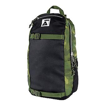 Poler Transport Pack - Green Furry Camo