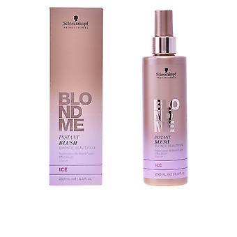 Blondme Instant Blush #ice Unisex