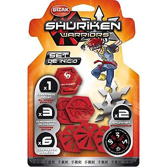 Bizak Shuriken - Starter Set (Toys , Action Figures , Play Weapons And Accessories)