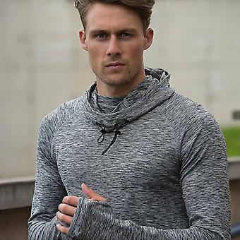 AWDis juste Cool Mens Cowl Neck manches longues Baselayer Top