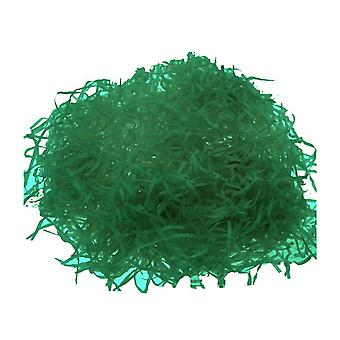 25g Green Shredded Tissue for Gift Boxes and Hampers