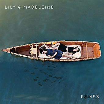 Lily & Madeleine - dampe (klar Vinyl) [Vinyl] USA importerer