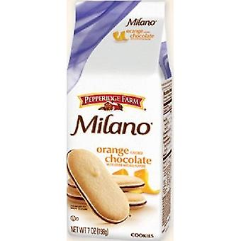 Pepperidge Farm Milano Orange Chokolade Cookies
