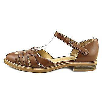Naturalizer Womens Bethany Pointed Toe Casual Ankle Strap Sandals