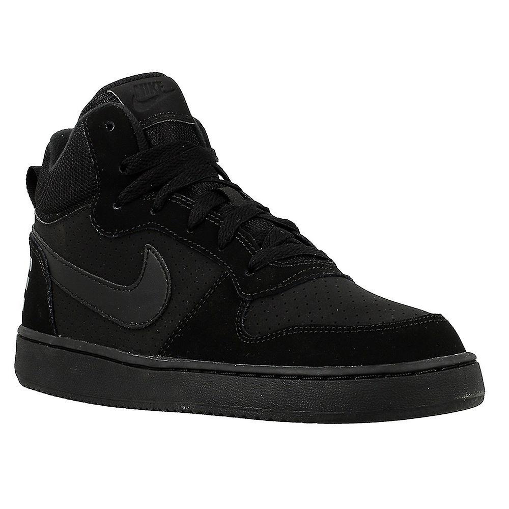 Nike Court Bezirk Mitte GS 839977001 Basketball Kinder ganzjährig Schuhe