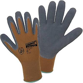 worky 14902 Worky 14902 Foam PU Coated Knitted Nylon Gloves (Size 9)