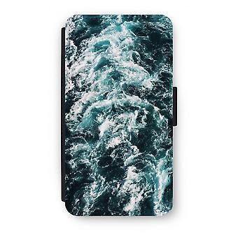 Samsung Galaxy S6 Edge Flip Case - Ocean Wave