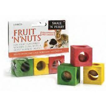 Small N Furry Fruit N Nut Chew (3 Pieces)