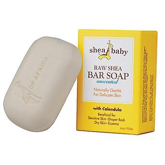 Shea Baby Bar Soap Unscented with Calendula
