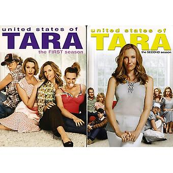 United States of Tara: The First and Second Seasons [4 Discs] [DVD] USA import