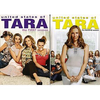 United States of Tara: den ersten und zweiten Jahreszeiten [4 CDs] [DVD] USA Import