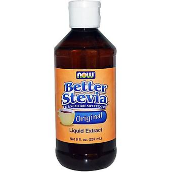 Now Foods Better Stevia Liquid Extract Original 237 ml (Diet , Sweeteners)
