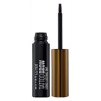 Maybelline Tattoo Brow Sourcils Gel 01 Light (Make-up , Augen , Augenbrauenkleber)