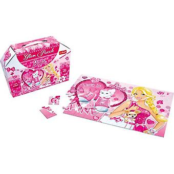 Legler  Barbie  bright 50 pieces Puzzle
