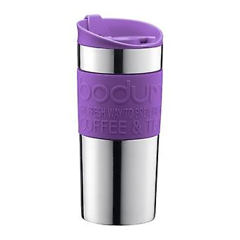 Bodum - Travel Mug - Vacuum Insulated - Stainless Steel - Various Colours