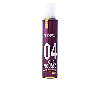 Salerm Curl Mousse Extra Strong 405 Ml Unisex