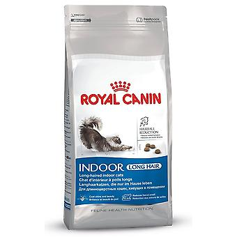 Royal Canin Indoor Longhair 35 trockene Mischung 2 kg Katzenfutter