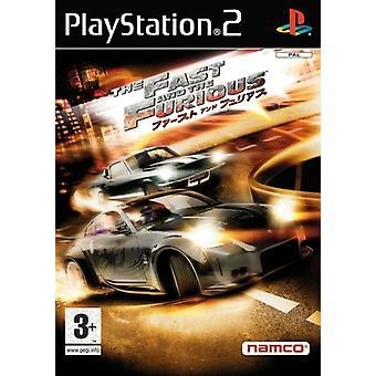 Hurtigt og rasende Tokyo Drift (PS2)