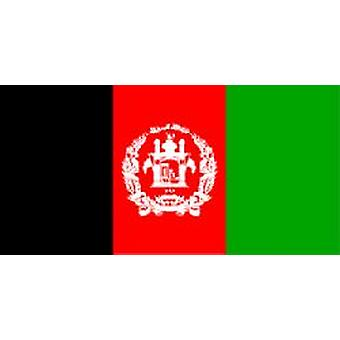 Afghanistan Flag 5ft x 3ft With Eyelets For Hanging