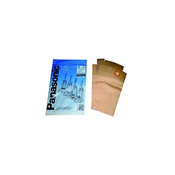Bolso de vacío Panasonic U20 papel - Pack de 5