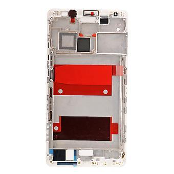 Huawei Mate 8 Front Housing LCD Frame Bezel Plate - White
