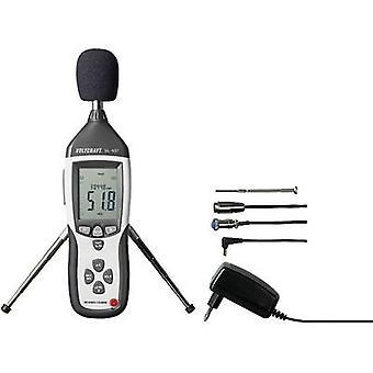 Voltcraft SL-451 Sound Level Meter and Data Logger 31.5 Hz – 8 kHz