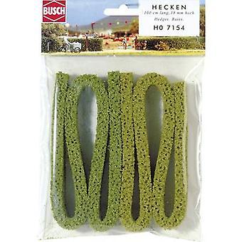 Hedge 18 mm Busch 7154 Green