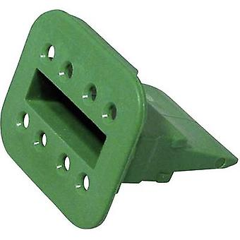 TE Connectivity W 8 S-P012 Bullet connector wedge Series (connectors): DT Total number of pins: 8 1 pc(s)