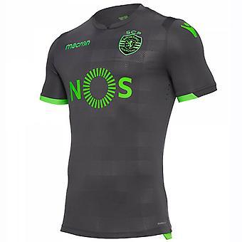 131c54b50 2018-2019 Sporting Lisbon Authentic Away Match Shirt