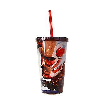 Attack On Titan Colossal Titan Carnival Cup
