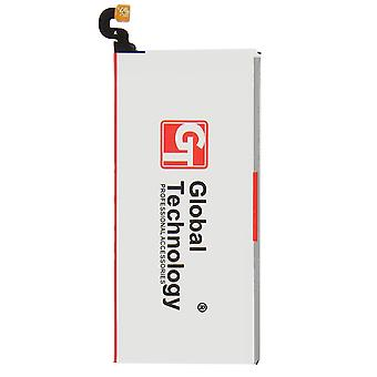 Battery for Samsung Galaxy S6, 2550 mAh Replacement Battery