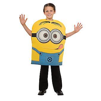 Minion Dave costume of minions original child costume
