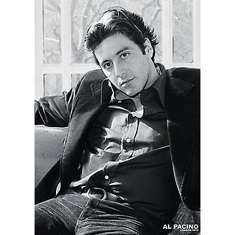 Al Pacino Poster  London 1974