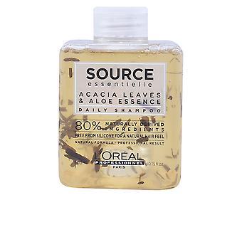 L'Oreal Expert Professionnel Source Essentielle Daily Shampoo Acacia Leaves & Aloe 300 Ml Unisex