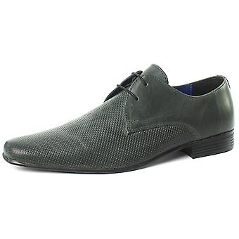 Red Tape Natturo Navy Mens Lace Up Derby Shoes