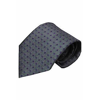 Grey tie Alazio 01