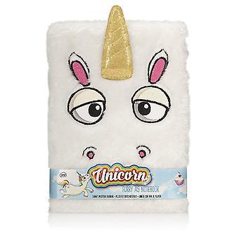 Furry Unicorn Notebook NPW Gifts