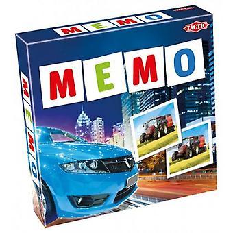 Tactic transport Memorial game