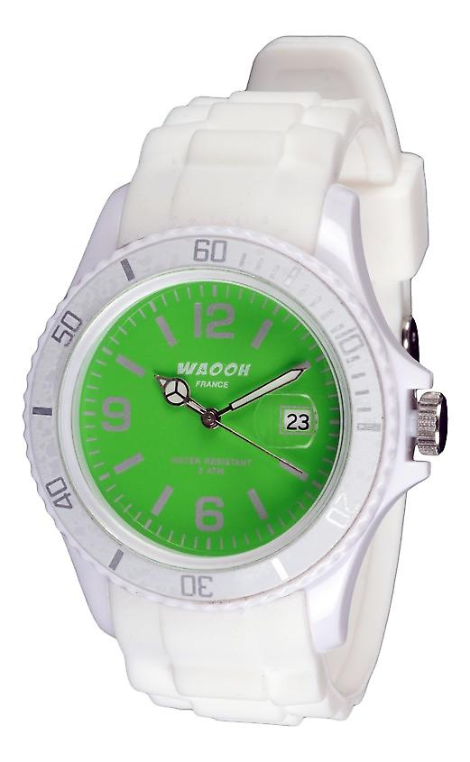 Waooh - Watches - Monaco 44 White Dial Color