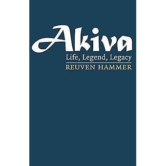 Akiva - vie - légende - Legacy par Reuven Hammer - livre 9780827612150
