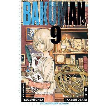 Bakuman by Tsugumi Ohba - Takeshi Obata - 9781421539584 Book
