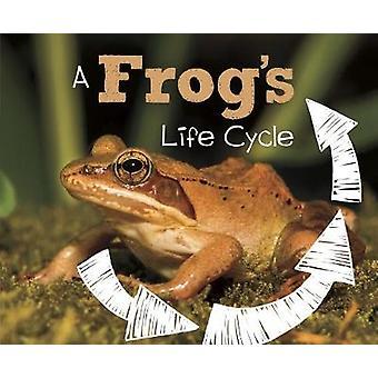 De levenscyclus van een kikker door een Frog's Life Cycle - 9781474743358 boek
