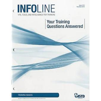 Your Training Questions Answered by ASTD Press - 9781562867324 Book