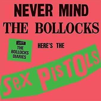 The Sex Pistols - 1977 - The Diaries Bollocks van de Sex Pistols - 978