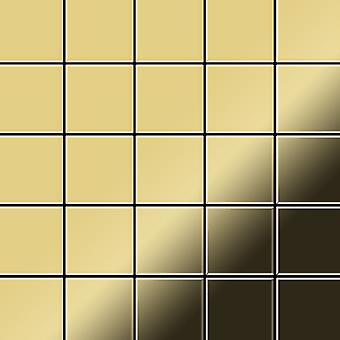Metal mosaic Brass ALLOY Century-BM