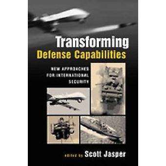 Transformatie Defense vermogens - nieuwe benaderingen voor internationale S
