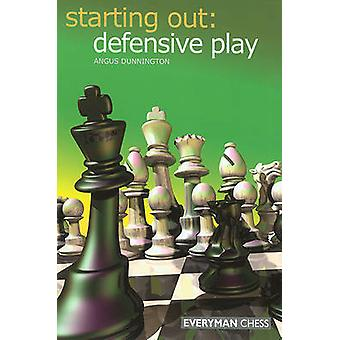 Defensive Play by Angus Dunnington - 9781857443684 Book