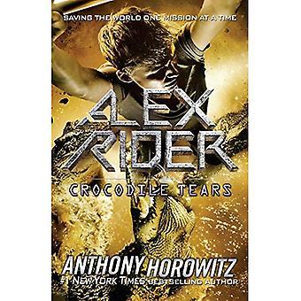 Krokodilstränen (Alex Rider-Serie #8)
