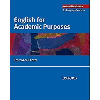 Engels voor academische doeleinden: een uitgebreid overzicht van EAP en hoe is het best onderwezen en geleerd in een verscheidenheid van academische contexten (Oxford handboeken voor taalleraren)